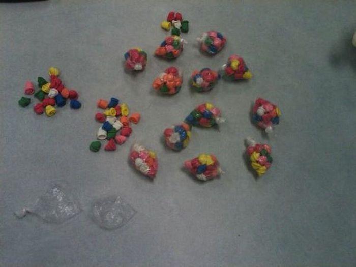 Наркотики, произведенные в подпольных лабораториях (24 фото)