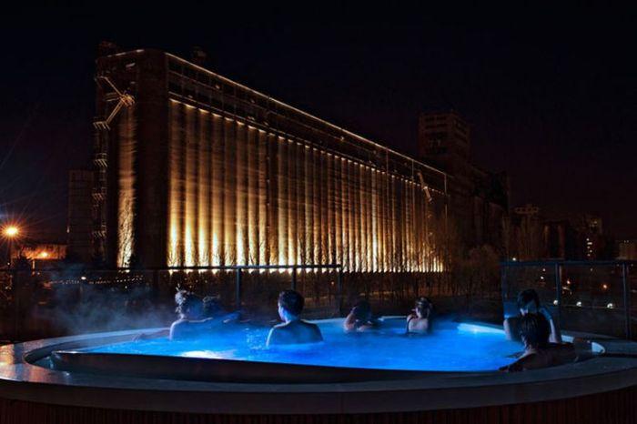 Удивительный СПА-салон на воде (32 фото)