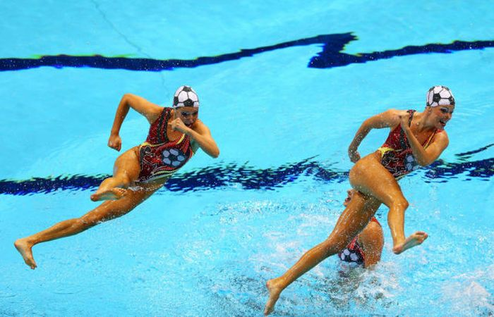 Смешные снимки с Олимпиады 2012 (105 фото)