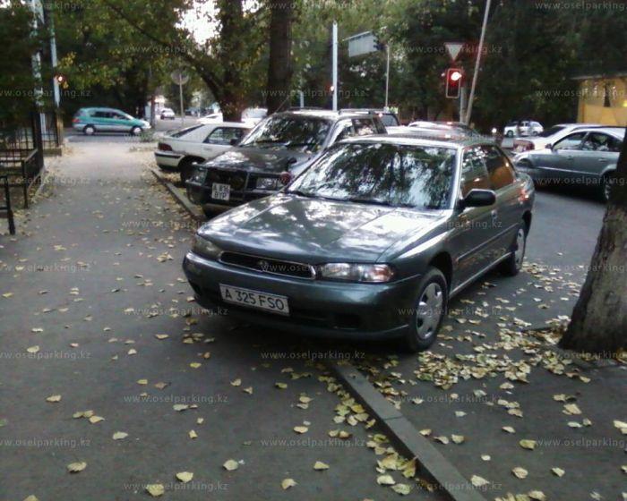 Особенности парковки в Казахстане (40 фото)