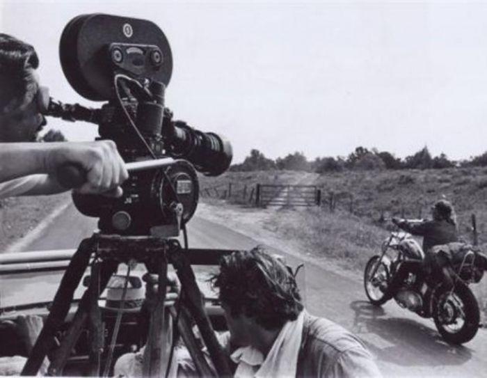 Кадры со съемок известных фильмов (26 фото)