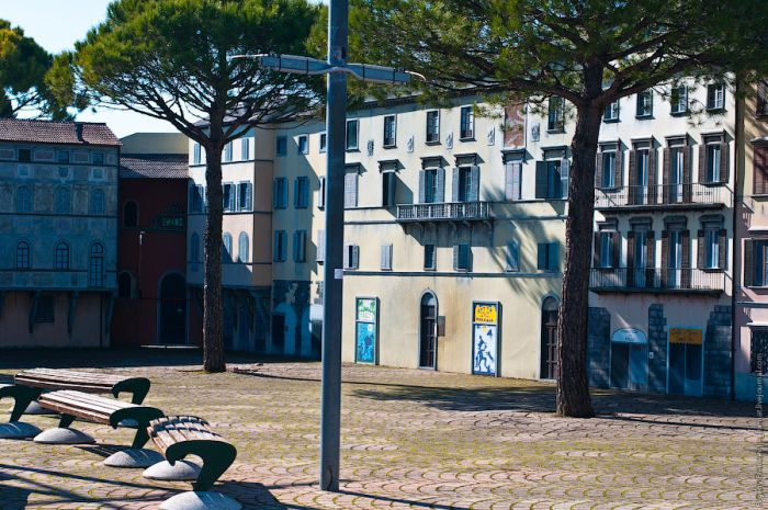 Удивительная миниатюра итальянских достопримечательностей (35 фото)