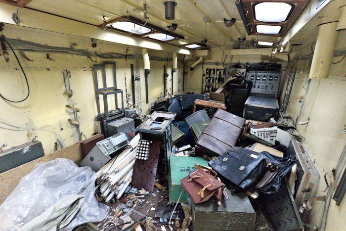 Руины лётной Академии имени Ю.А. Гагарина (54 фото)