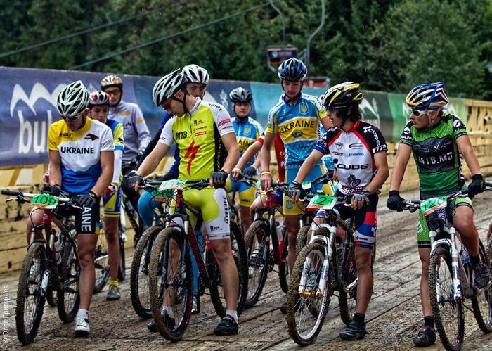 Экстремальный вело-фестиваль в Буковеле (72 фото)