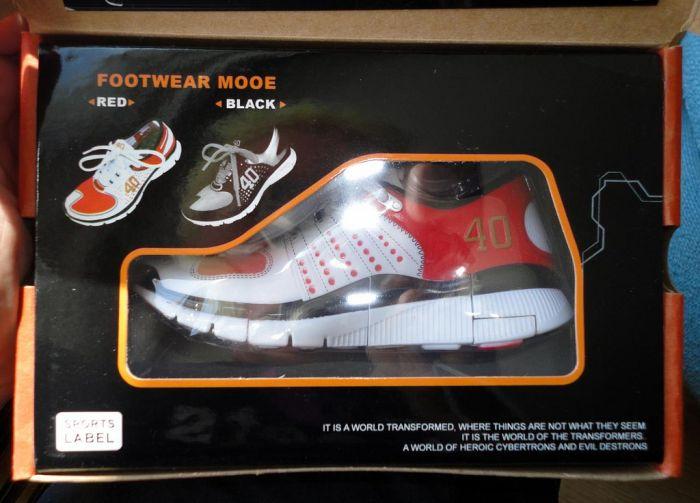 Необычные кроссовки для вашего ребенка (10 фото)