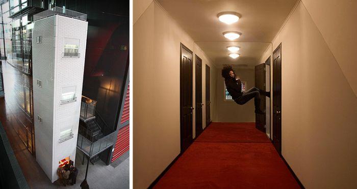Удивительные иллюзии, которые не отличить от реальности (24 фото)