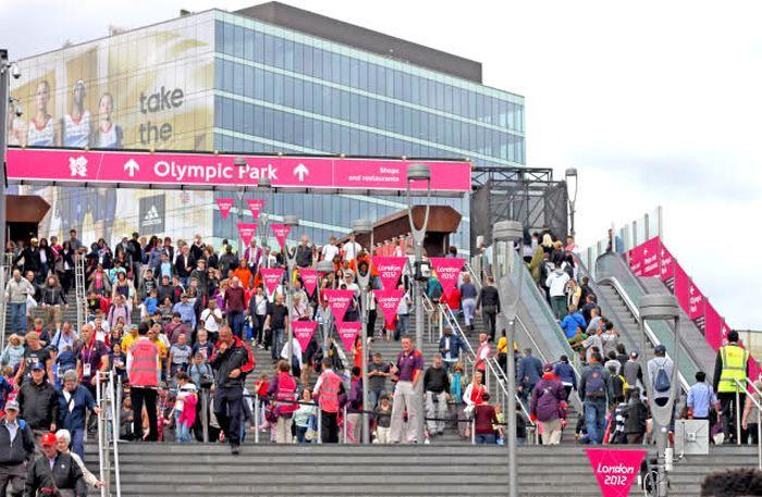 Лондон 2012 глазами очевидца (21 фото)