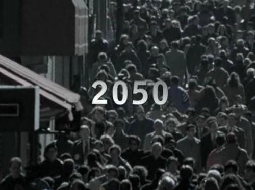 """Потрясающее видео """"Земля 2050"""""""