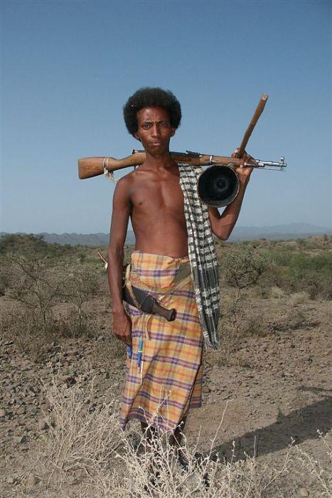 Лица Африки (71 фото)