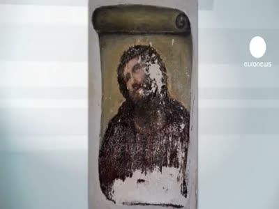 испорченная икона: