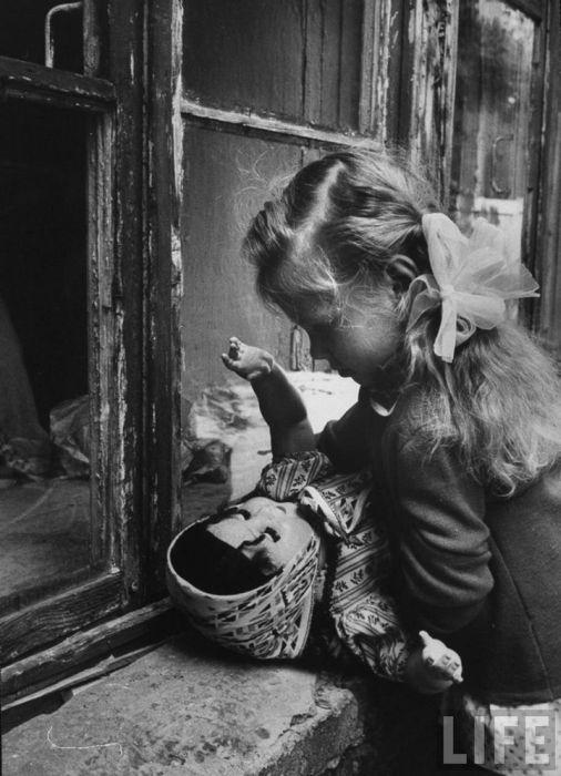 """Американский взгляд на застройку Москвы """"хрущевками"""" (23 фото)"""