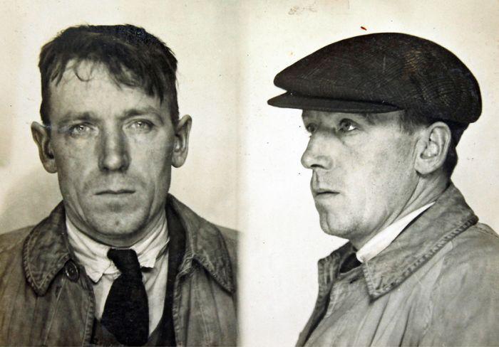 Магшоты преступников 1930х годов (31 фото)