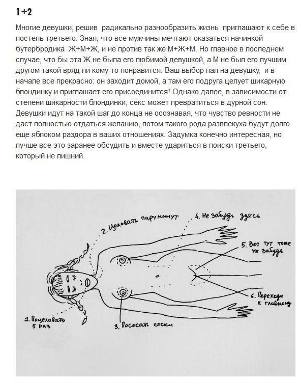 ТОП-10 мужских секс-кошмаров (4 картинки + текст)