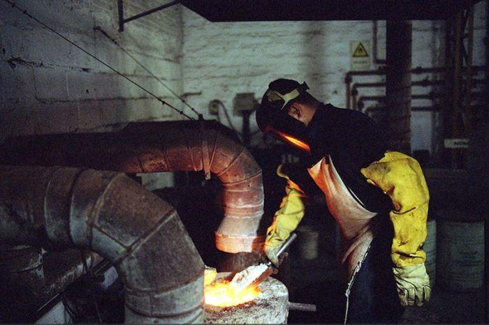 Как добывают золото в Колумбии (31 фото)