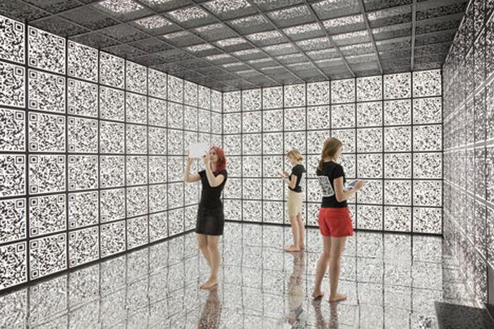 Креативная российская задумка на Венецианской Биеннале (24 фото)