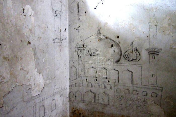 Рисунки заключенных (43 фото)