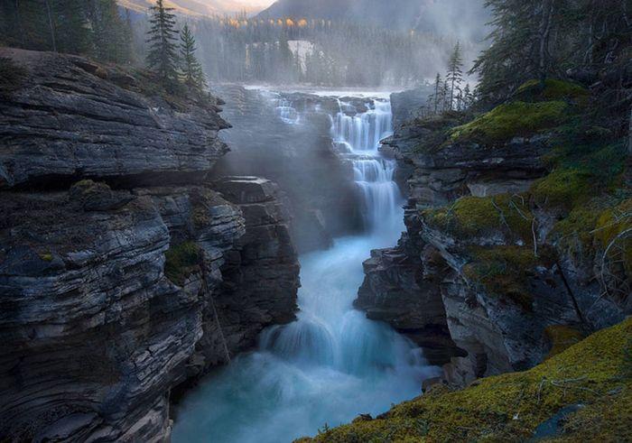 Красивейшие водопады (23 фото)
