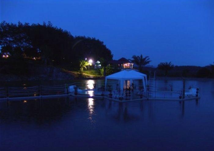 Плавающие бассейны для водоемов (49 фото)