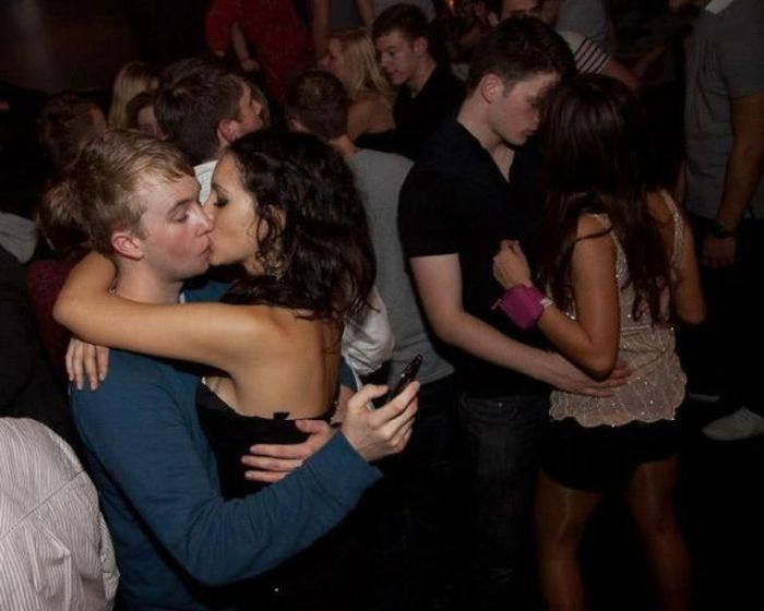 Прикольные снимки из ночных клубов (50 фото)