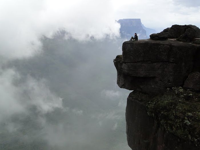 Экстремалы любят высоту (23 фото)