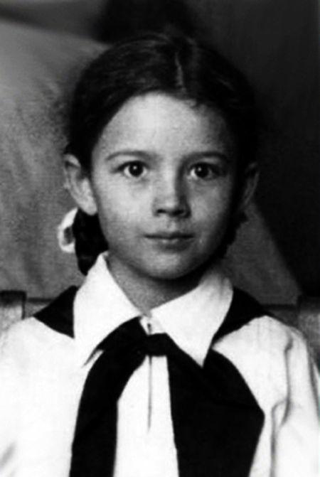 Известные школяры Советского Союза (18 фото)