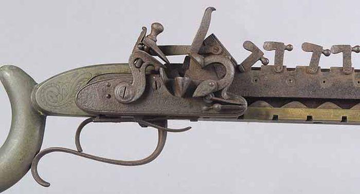 Уникальное 12-зарядное ружье Дженингса (15 фото)