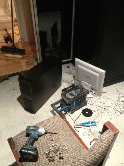 Высокотехнологичная комната геймера своими руками (33 фото)