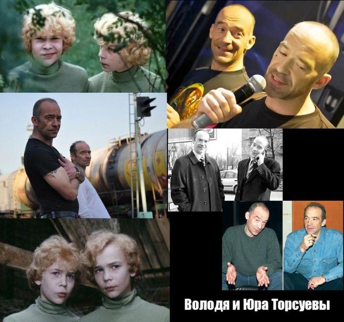 Как повзрослели звезды нашей молодости (20 фото)