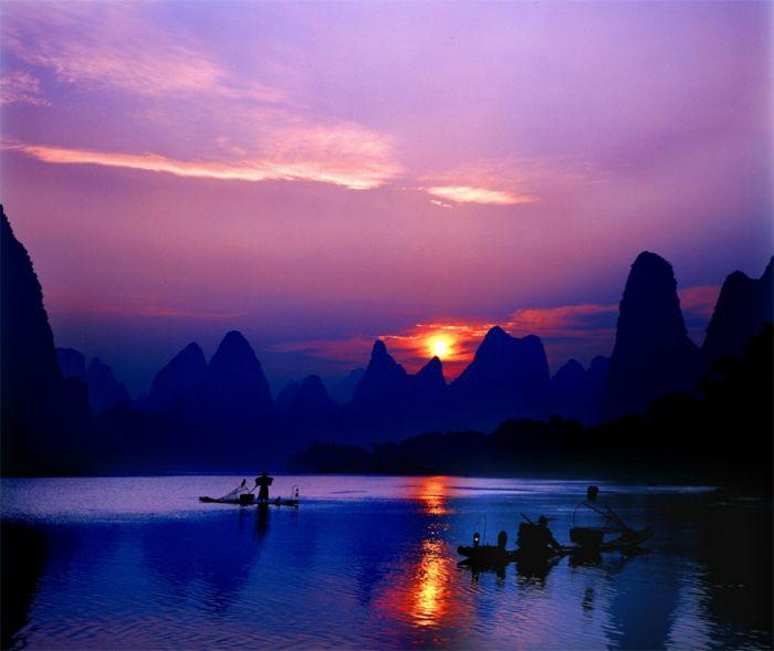 Удивительная природа Китая (23 фото)