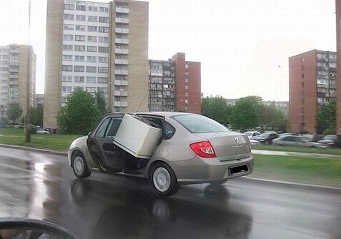 Dangerous Driving Habits (34 pics)