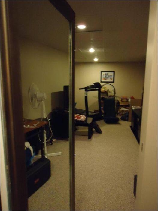 Тайные комнаты (41 фото)