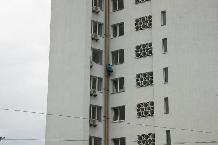 Экстремал из Киева (40 фото)