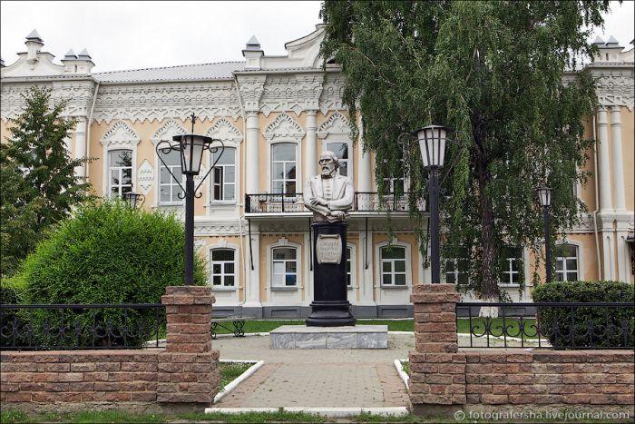Российская провинция, город Курган (39 фото)