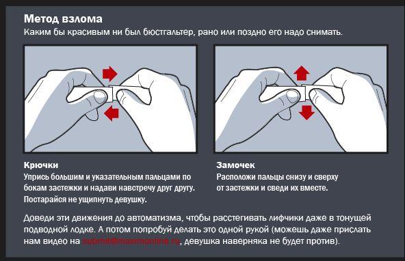Немного о женской груди (5 картинок)