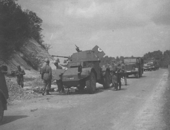 İkinci Dünya Savaşı ve Alman Fotoğrafları (150 fotograf)