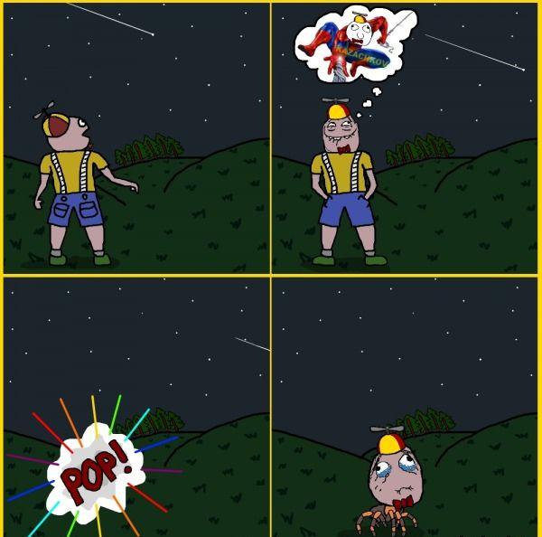 Смешные комиксы (42 картинки)