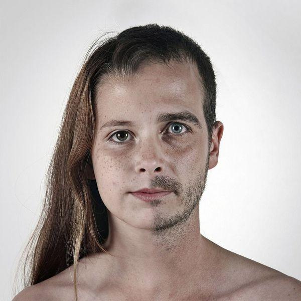 Необычные портреты. Часть 2 (15 фото)
