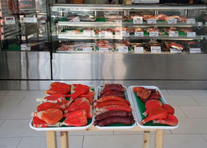 Надувные колбасы (13 фото)