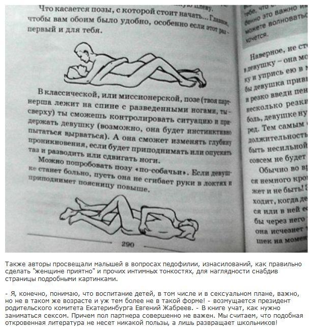 Секс-энциклопедия для детей 8-11 лет (4 фото)