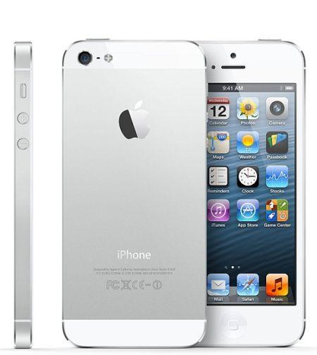 Официальные фотографии iPhone 5 (26 фото)