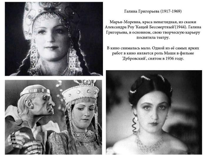 Русские красавицы из сказок (11 фото)