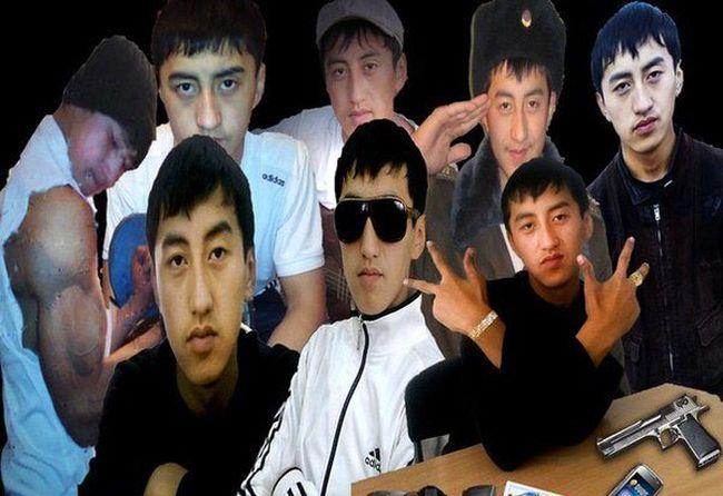 Забавные люди из Казахстана (41 фото)