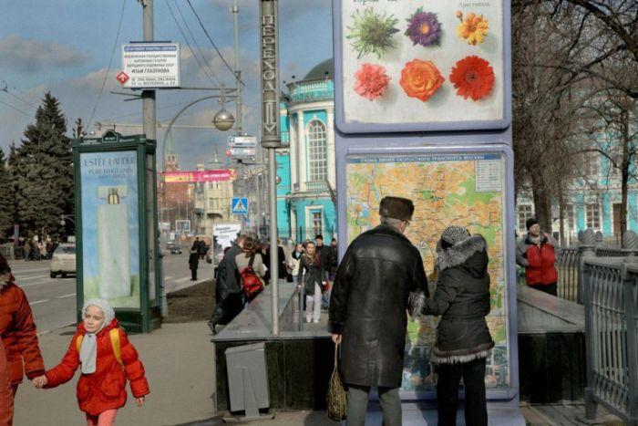Москва 1989-2009 (42 фото)