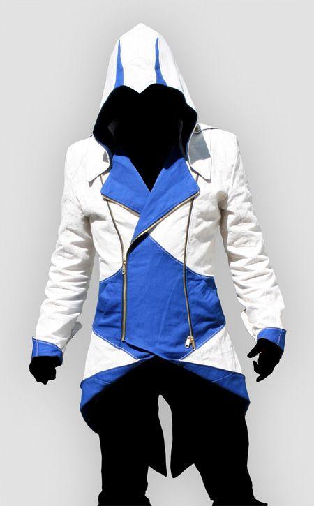 Крутая куртка для фанатов Assassin's Creed (4 фото)