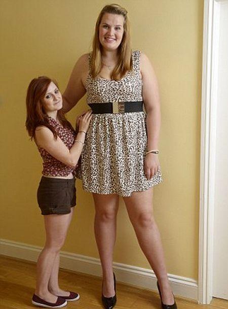 48b1a4969 Девушка с самым большим размером ноги (14 фото) » Триникси