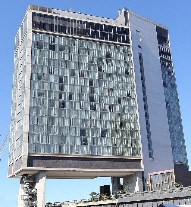 Отель с видом (6 фото)