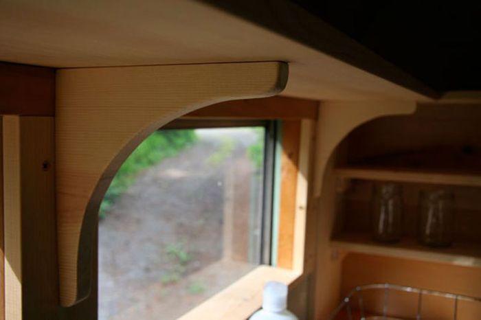 Дом на колесах своими руками (8 фото)