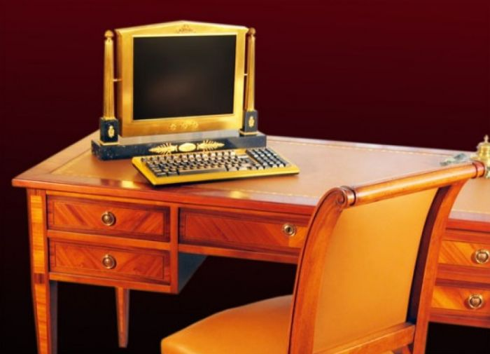 Самые дорогие компьютеры от румынского дизайнера (9 фото)