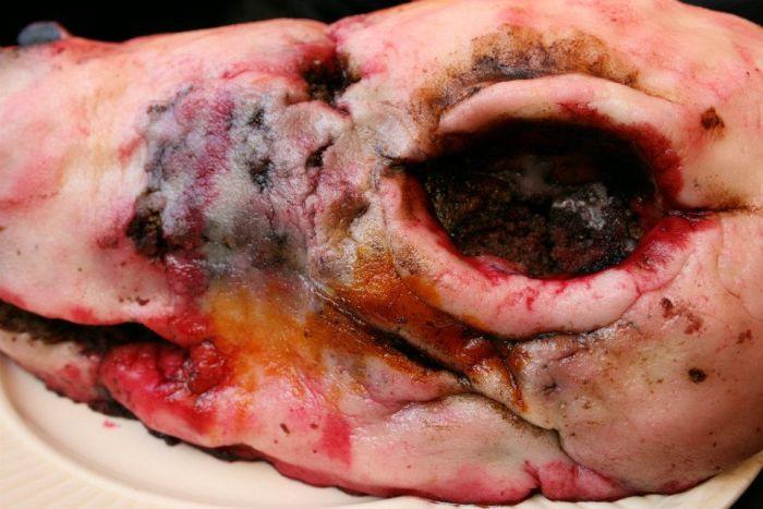 Самые отвратительные торты (11 фото)