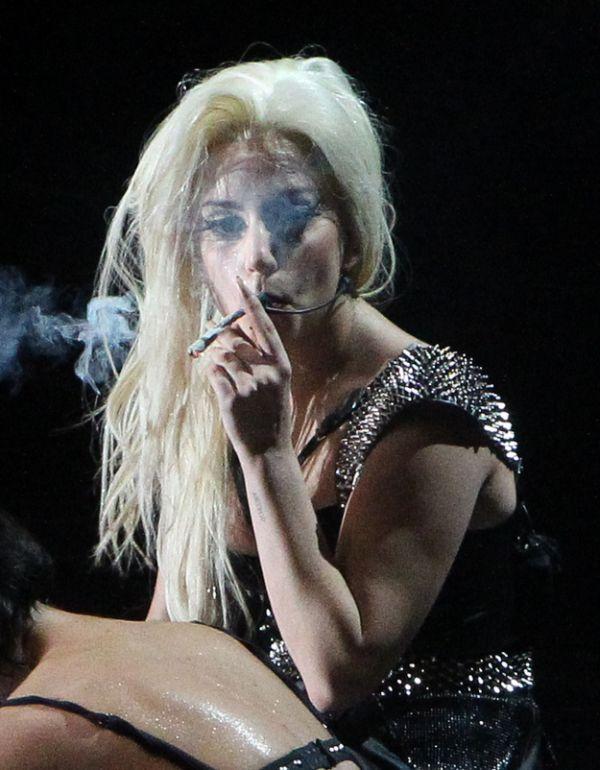 Lady Gaga уже не та (5 фото)
